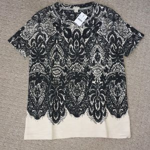 NWT J Crew Factory Knit Top